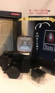 DAINA F+ LOMO相機📷