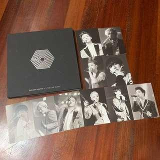 [WTS] EXO EXO PLANET 1 THE LOST PLANET LIVE CONCERT CD