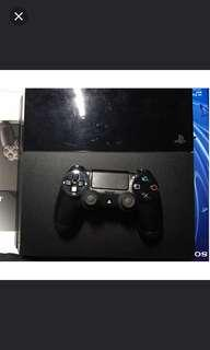 PS4 500GB (firmware 5.05)