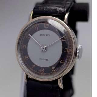 "ROLEX VICEROY ANTIQUE WATCH (1930's-1940""s)"