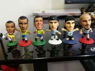 England, Brazil and Argentina Legends