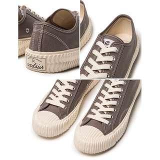 🚚 (二手正品)excelsior 灰色 餅乾鞋 24號