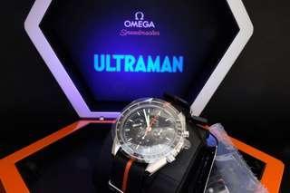Omega Speedmaster Moonwatch Ultraman New