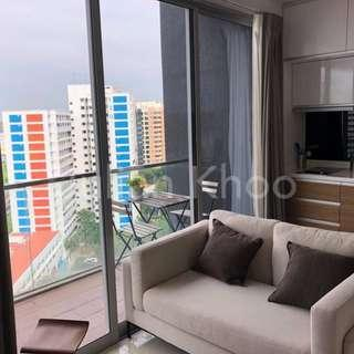 Near Aljunied MRT ! High Floor ! 1-bedroom @ CENTRA HEIGHTS, Sims Ave
