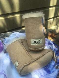 UGG Boots 3-6months Baby