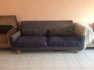 IKEA four seater sofa