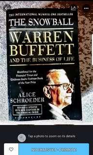 🚚 The snowball by Warren Buffett