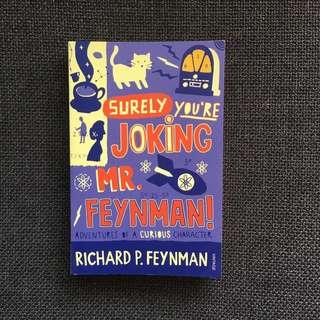 Surely you are joking Mr Feynman New Copy