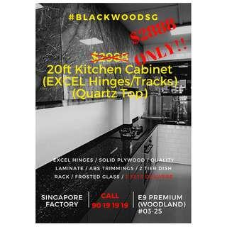 Kitchen Cabinet Carpentry Package