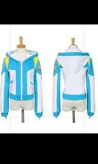 🚚 DRAMAtical Murder Aoba Seragaki cosplay costume hoodie jacket