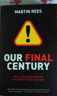 🚚 Our Final Century by Martin Rees