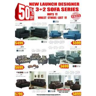Sofa Sale! Brand New in 2019.