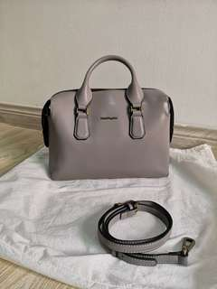 Hush Puppies Cardinal Grey Satchel df99c23cbc