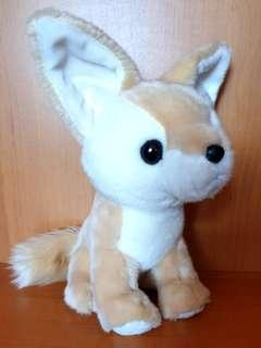 🚚 Fennec Fox Stuffed Toy from Everland Theme Park
