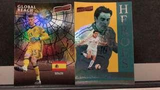 Panini Soccer Cards 足球卡 Match Attax