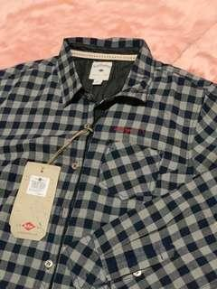SALE LEE COOPER Brand New plaid blouse XL