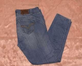 VON DUTCH light denim pants size 36
