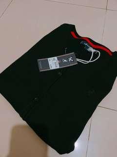 Kangol cotton cardigan