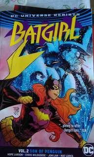 🚚 Batgirl v2 Son of Penguin