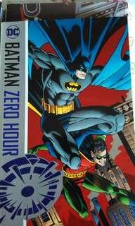🚚 Batman Zero Hour