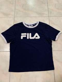 FILA ringer shirt BRAND NEW