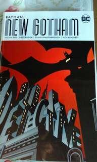 🚚 Batman New Gotham v2