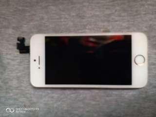 Skrin iphone 5s