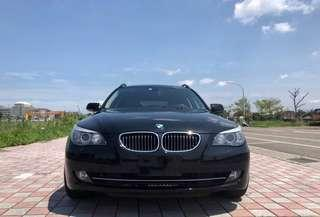 日規BMW 530xi 五門旅行式,線傳,全景天窗