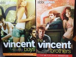 THE VINCENT BROTHERS VOL1+2