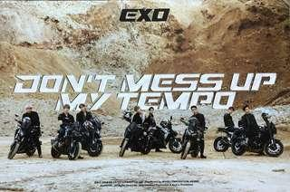 EXO DMUMT: Andante Poster