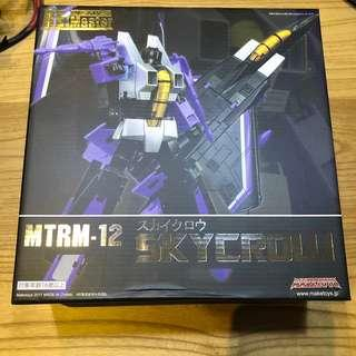 Make toys mtrm-12 skycrow , skywarp