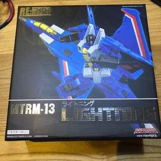 Make toys mtrm-13 lightning , thunder cracker