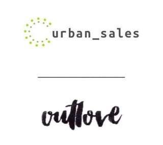 Collaboration @theoutlove @urban_sales