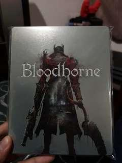Bloodborne Silver Europe Exclusive Steelbook (Extremely Rare)