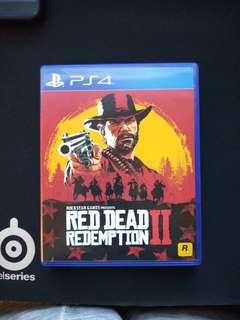 Red Dead Redemption 2 PS4 R3