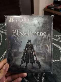 Bloodborne Black Steelbook (Extremely Rare)