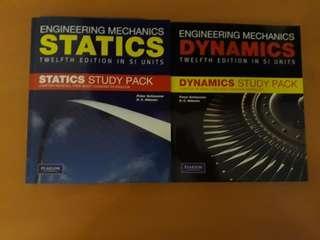 Engineering mechanics statics + dynamics 12th edition textbooks