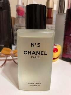 Chanel N5 Body Oil Spray
