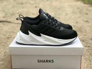 Adidas EQT SHARKS BLACK WHITE