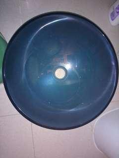 鋼化玻璃洗手盆