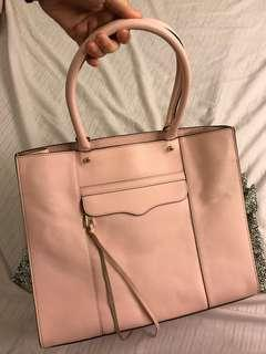 AUTHENTIC REBECA MINKOFF BAG MAB TOTE LARGE SIZE