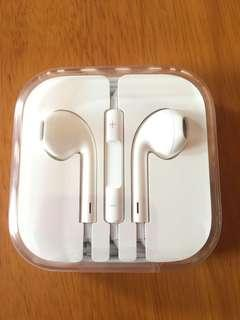[包郵]iPhone6 原裝耳機 全新