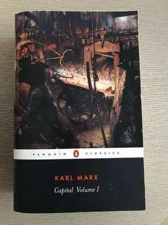 Capital: Volume One - Karl Marx