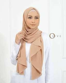🚚 Olive Instant Shawl - New Colours Instock