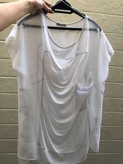 White Top Zara