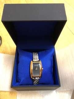 JOOP! New elegant Women snake skin Leather watch with box