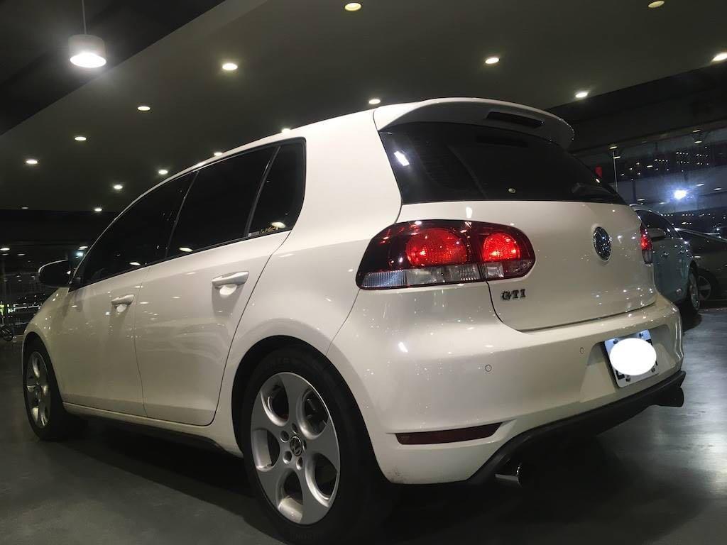 2011 Volkswagen Golf GTI  歐系性能指標鋼砲車款·