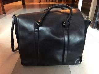 Black Large office bag