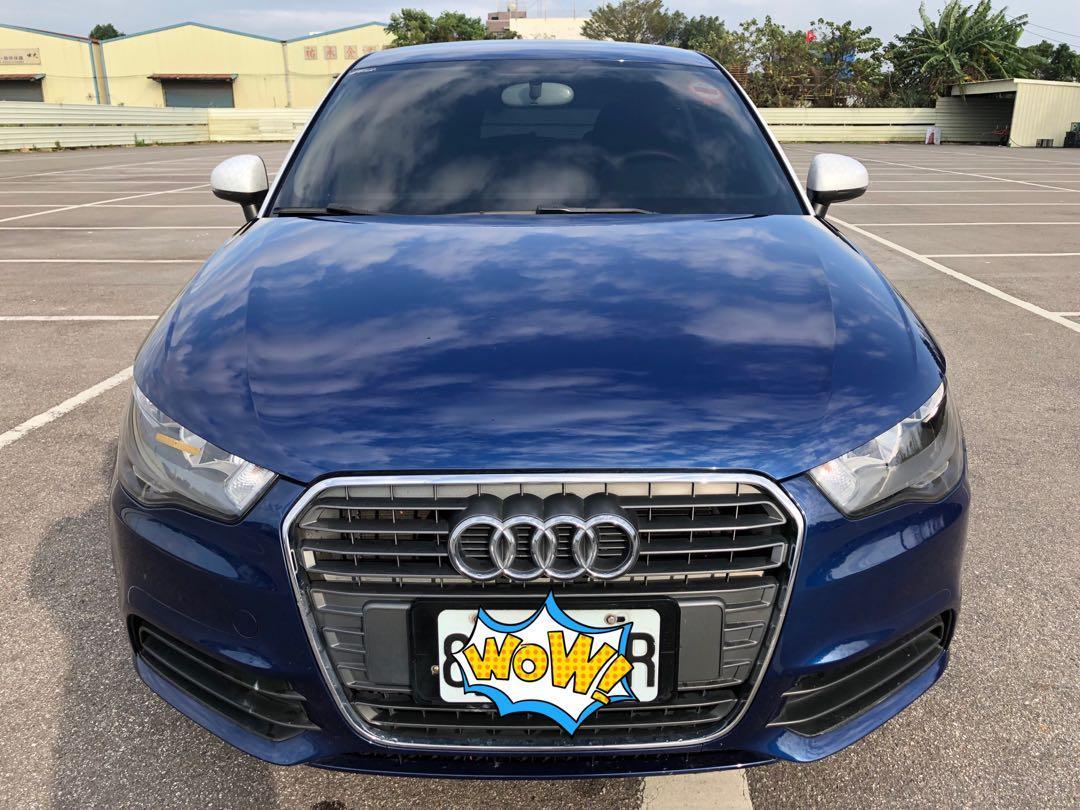 2013年Audi A1