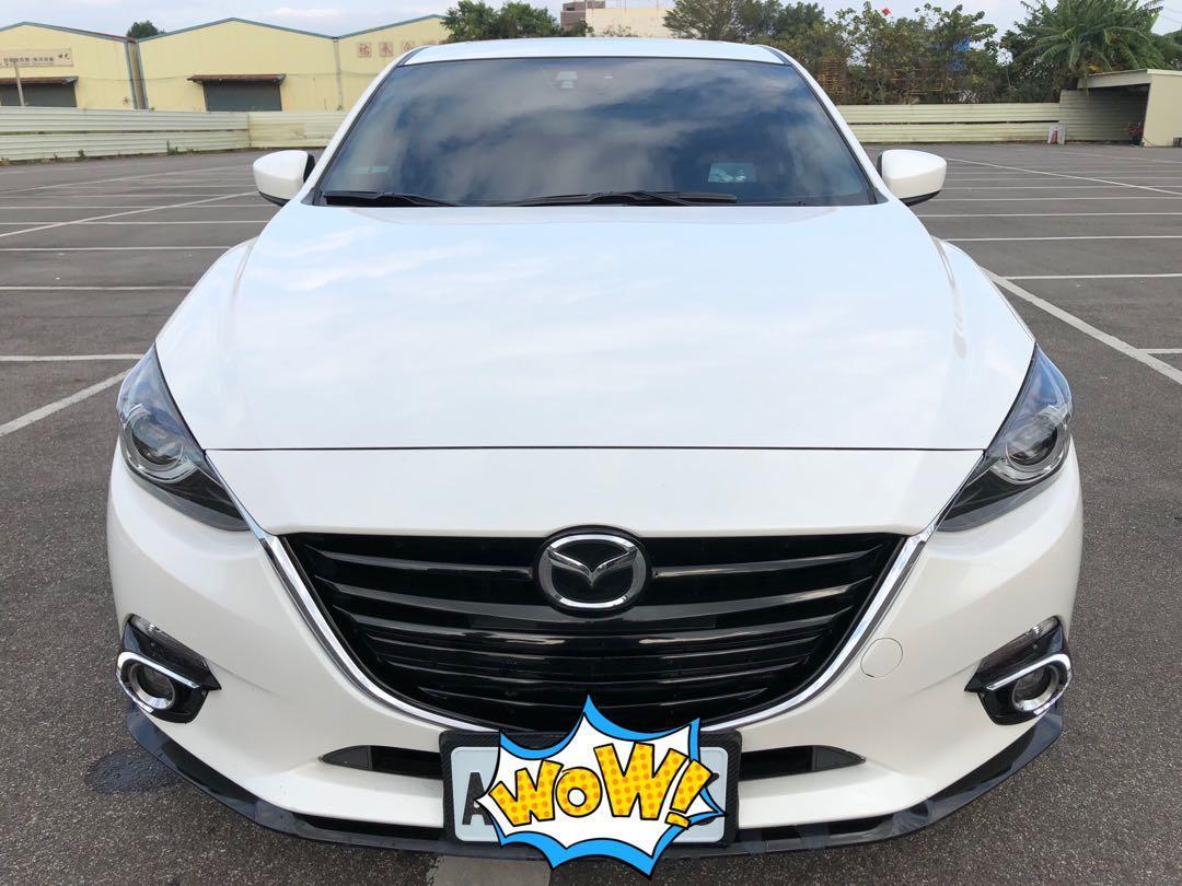 2015年Mazda 3 2.0L